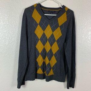 Banana republic silk cashmere sweater lightweight